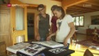 Video «Sportkletterin Petra Klingler im Porträt» abspielen