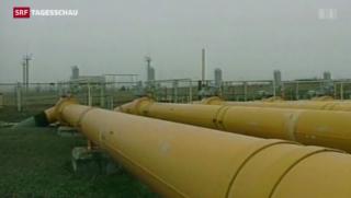 Video «Russland liefert weniger Gas» abspielen