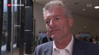 Video «Treffen der Schweizer Wirtschaftschefs» abspielen