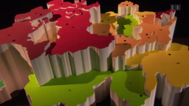 Video «Steuervergleich Kantone: Berner zahlen achtmal so viel wie Zuger» abspielen