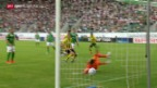 Video «Fussball: Saisonauftakt in der Super League» abspielen