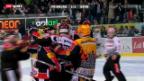 Video «SC Bern fehlt noch ein Sieg zum Titel» abspielen