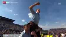 Video «Schwingen: 16. Kilchberger Schwinget» abspielen