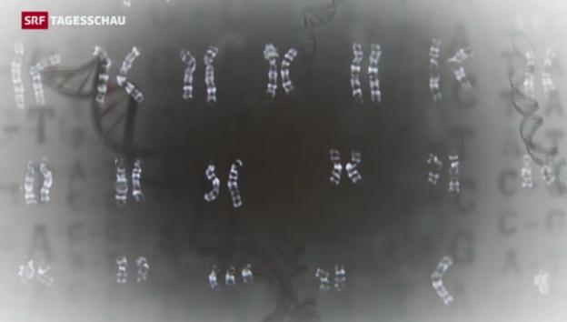 Video «Test auf Trisomie 21 ist umstritten» abspielen