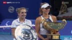 Video «Tennis: Bacsinszky verliert Final in Peking» abspielen