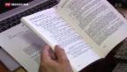 Video «Beratungen über «Potentaten- Gelder»- Gesetz» abspielen