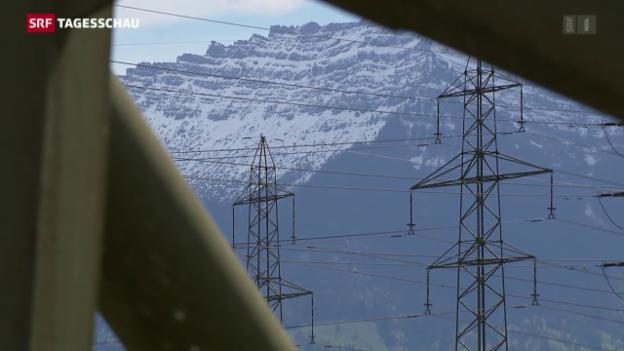 Video «Die Energiestrategie des Bundesrates» abspielen