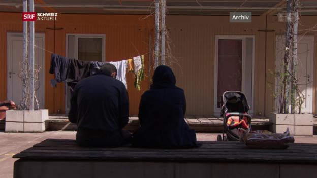 Video «Sozialhilfe für Asylbewerber gestrichen» abspielen
