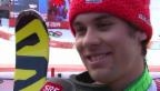 Video «Gold für Sandro Viletta» abspielen