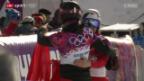Video «Snowboard: Riesenslalom der Männer» abspielen