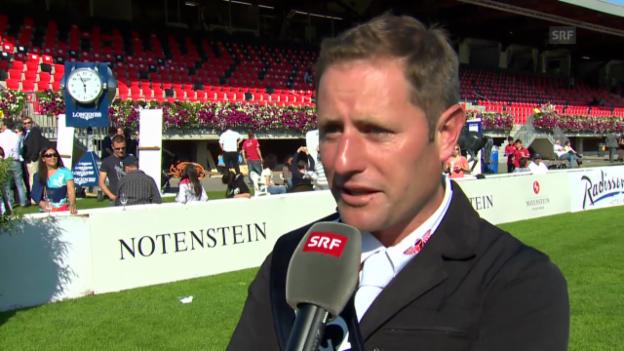 Video «Fabio Crotta im Interview» abspielen