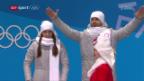 Video «Curling: Doping-Wirbel um Kruschelnizki» abspielen