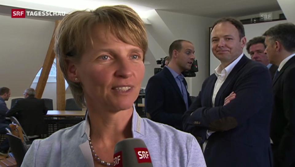 Wahlen im Kanton Nidwalden