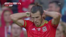 Video «EURO-Quali, Offside-Tor von Wales gegen Israel» abspielen