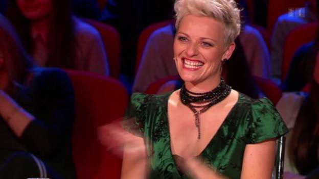 Video «Grosse Gefühle in der dritten Runde der Castingshows» abspielen