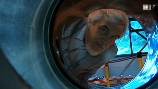 Video «Herr der Teilchen - der Cern-Direktor im Porträt» abspielen