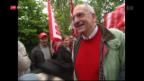 Video «Zankapfel Rentenalter 67» abspielen