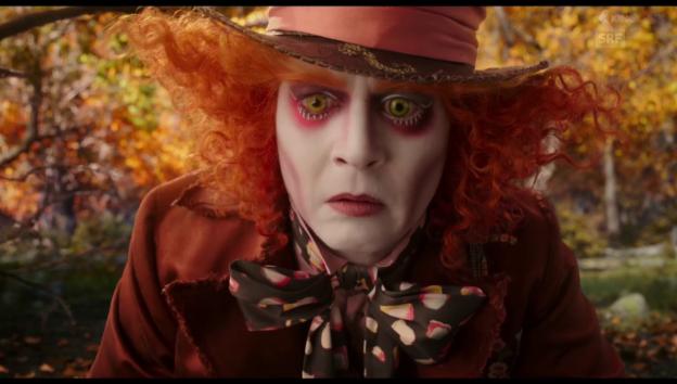 Video «Offizieller Trailer «Alice im Wunderland: Hinter den Spiegeln»» abspielen