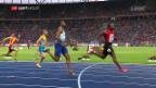 Video «Wilsons Ansage im Kampf um Gold» abspielen