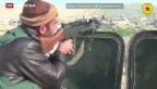 Video «IS-Terroristen leisten Widerstand gegen Kurden» abspielen