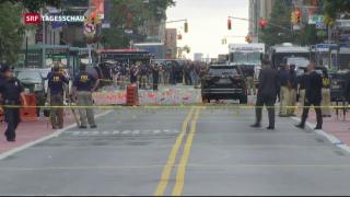 Video «Explosion in Manhattan» abspielen