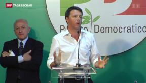 Video «Regionalwahlen in Italien» abspielen