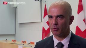Video «Bundesrat will keine Einheitskrankenkasse» abspielen