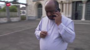Video «Eritreer in der Schweiz kritisieren Asylpolitik» abspielen