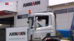 Video «Ammann Group streicht in Langenthal jede dritte Stelle» abspielen