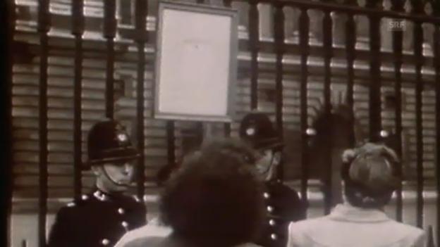 Video «Die Bräuche rund um das royale Baby» abspielen