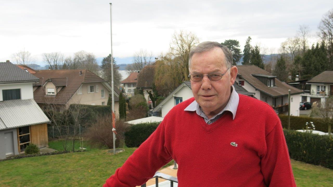 Walter Zürcher: «Ich war nie ein Diktator» (17.2.2016)