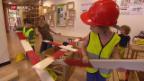 Video «Arbeitgeberverband will staatliche Finanzhilfe für Krippen» abspielen