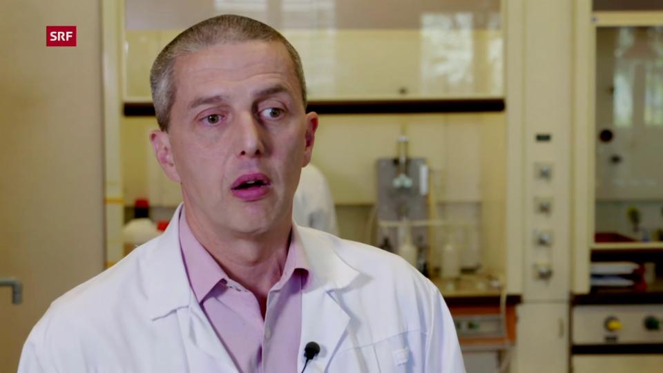 Arbeits- und Umwelthygieniker David Vernez: «Das grosse Problem ist die Vielfalt der Substanzen und Flüssigkeiten, die man auf dem Markt findet.»