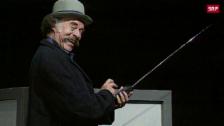Link öffnet eine Lightbox. Video Abschied von René Quellet, Baby-News von Max Heinzer, Geburtstag von Harald Schmidt abspielen