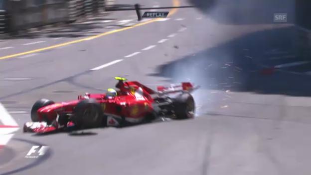 Video «GP Monaco: Die Highlights («sportlive»)» abspielen