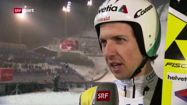 Interview Simon Ammann «sportaktuell»