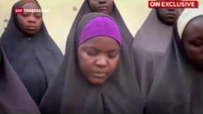 Video «Lebenszeichen entführter Mädchen» abspielen