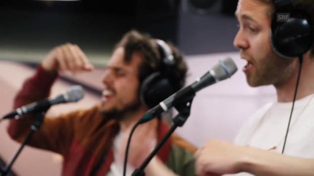 Video «Lo & Leduc «079» – SRF 3 Live Session» abspielen