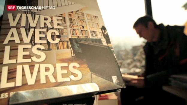 Video «Weko büsst Buchhändler» abspielen