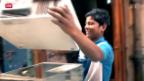Video «Indien: Kampf gegen giftiges Geschäft» abspielen