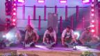 Video «Alpin Drums» abspielen