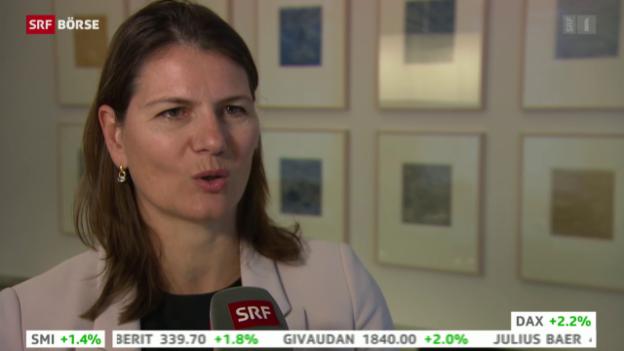 Video «SRF Börse vom 25.11.2015» abspielen