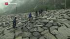 Video «Gotthard: Sicherheit geht vor» abspielen