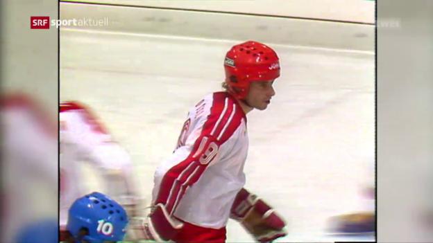 Video «Jacques Soguel, der 1. Schweizer NHL-Draft» abspielen