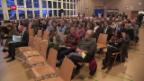 Video «Kein Aufstand bei Raiffeisen-Basis» abspielen