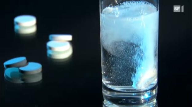 Video «Kalziumtabletten – Starke Knochen, schwaches Herz?» abspielen