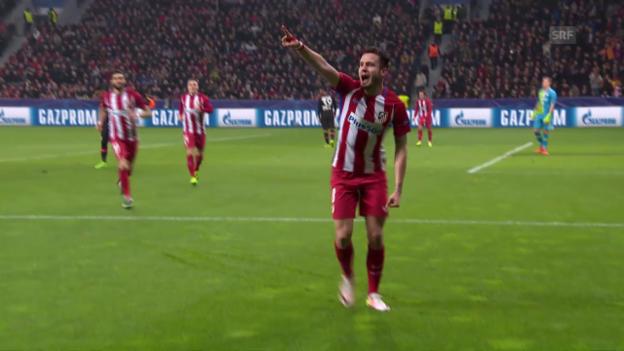 Video «Torflut in der «Königsklasse»: Alle 14 Treffer in 90 Sekunden» abspielen