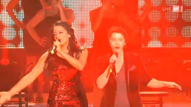 Patric Scott feat. Fabienne Louves mit «Real Love»