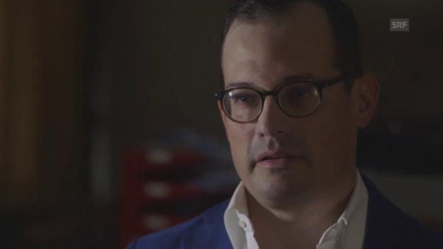 Video «Alexis Schwarzenbach über seinen Ur-Urgrossvater Wille» abspielen