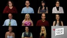 Link öffnet eine Lightbox. Video True Talk – Outtakes der 3. Staffel abspielen